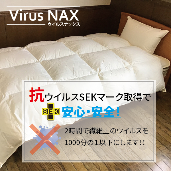ウイルスナックス