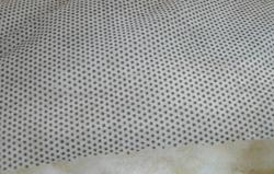 腰痛専用敷布団の備長炭シート