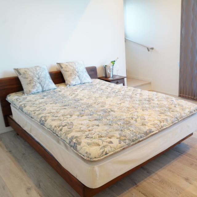 モンタナⅡW ベッド